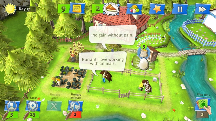 Family Farm: Goodfolks screenshot-1