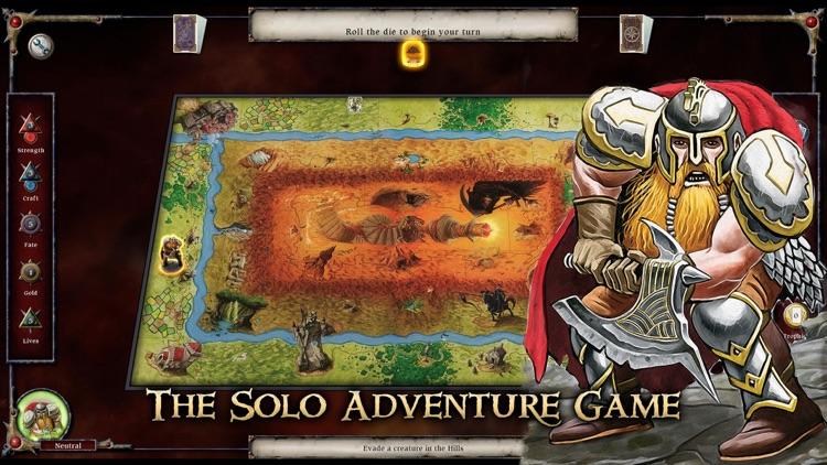 Talisman Prologue screenshot-0