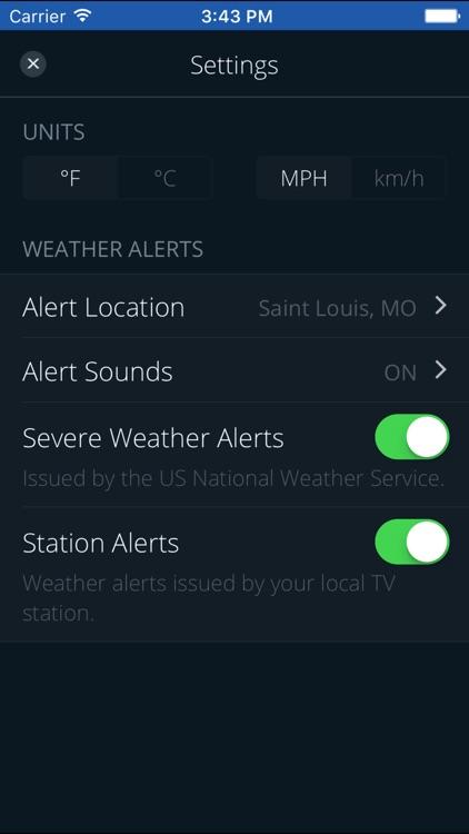 KSDK Weather screenshot-4