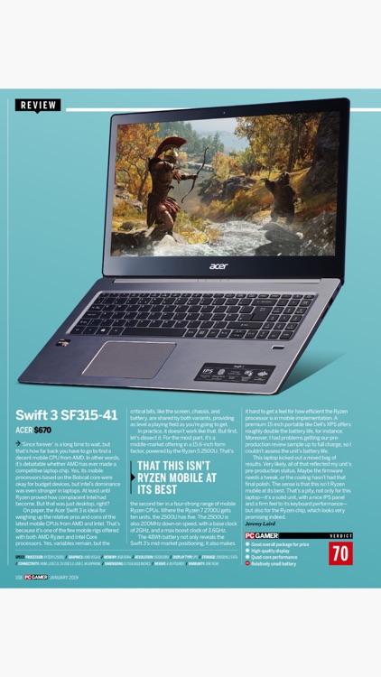 PC Gamer (US): the world's No.1 PC gaming magazine screenshot-9