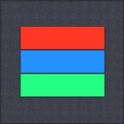 Patterns: color, sound, memory