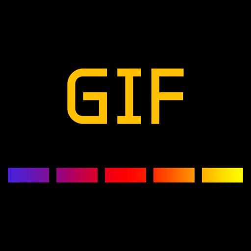 GIF MAKER- photos video To GIF iOS App