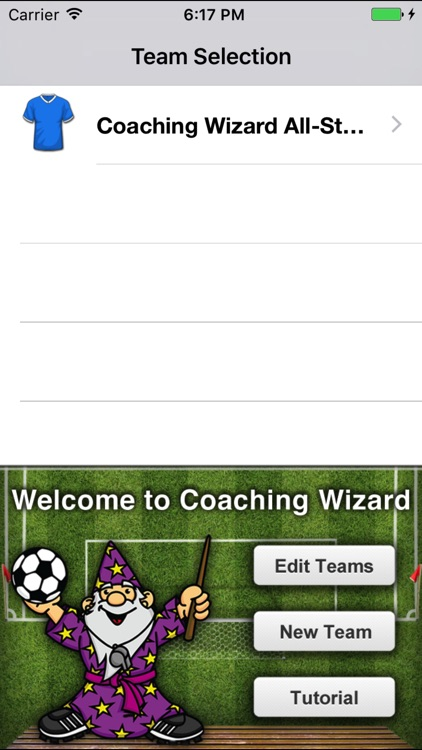 Coaching Wizard - Soccer screenshot-1