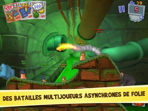 Screenshot #5 pour Worms3