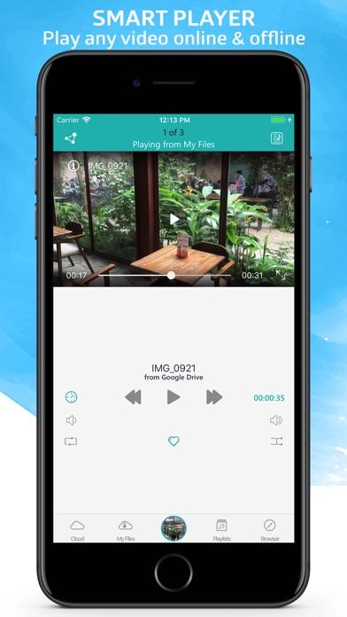 MyMedia: Cloud Music & Browser-2