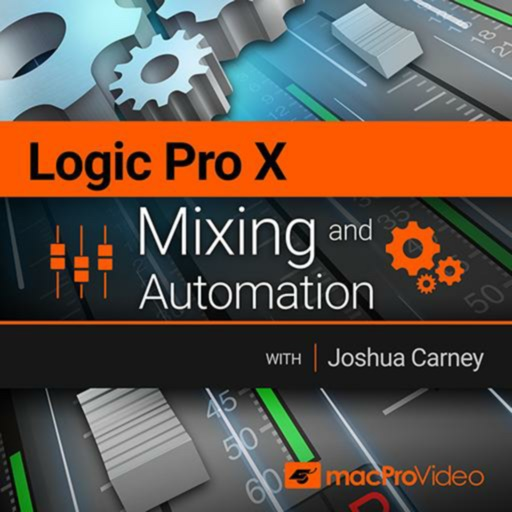 Mixing & Automation Course iOS App
