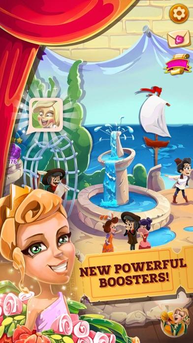 Queen of Drama: Matching game screenshot four