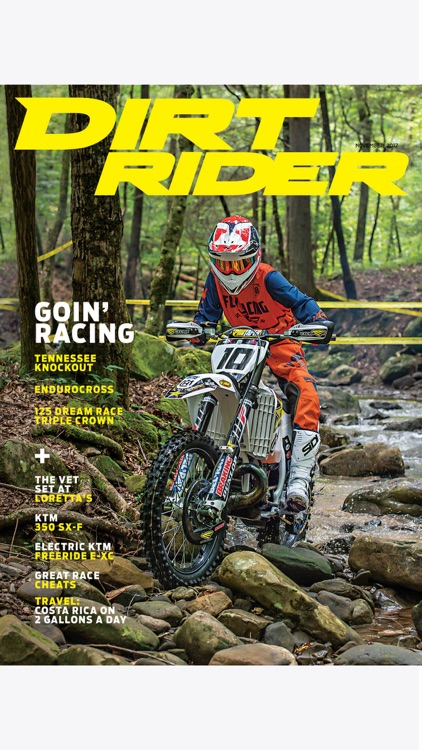 Dirt Rider Mag screenshot-0