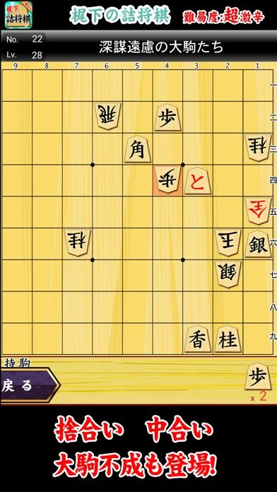 梶下の詰将棋紹介画像3