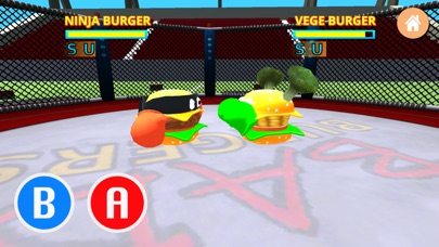 Image of Bad Burgers for iPhone