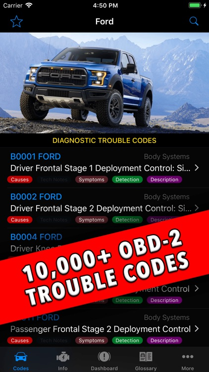 Ford App screenshot-0