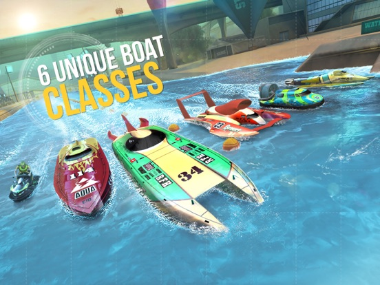 Top Boat: Racing GP Simulator-ipad-4