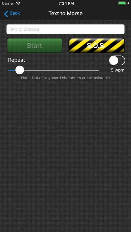 Droid Light screenshot-3