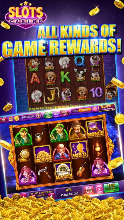 Slots Vegas™ - 777 Machines screenshot-4