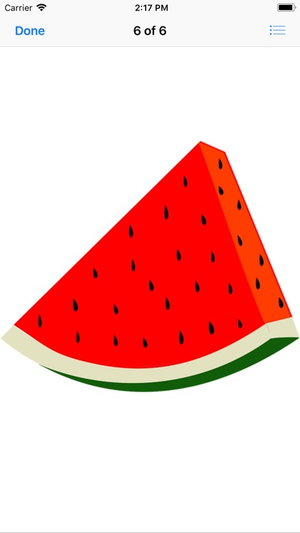 Wonderful Watermelon Stickers screenshot-6