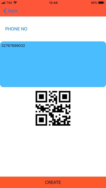 QRcode Barcode reader fast screenshot-4