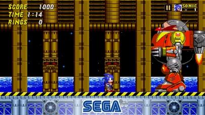 Sonic the Hedgehog 2 (International) Screenshot 4