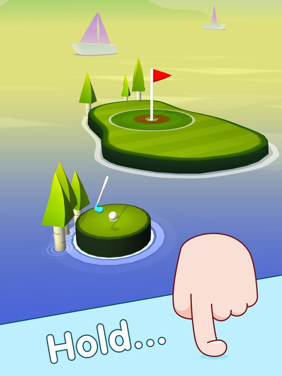 Pop Shot! Golf screenshot 6