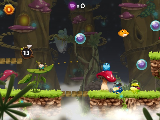 Mushroom Guardian Screenshot