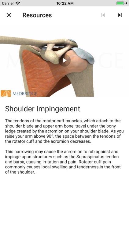 MedBridge GO for Patients screenshot-3