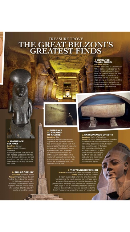History Revealed magazine screenshot-3