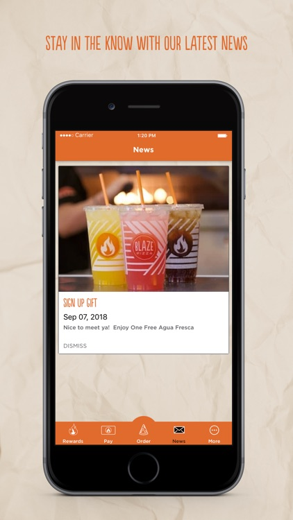 Blaze Pizza screenshot-4