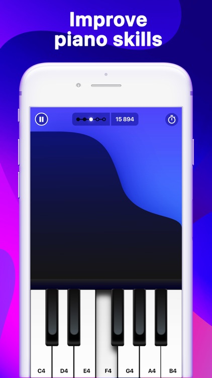 Hello Piano - Lessons & Games screenshot-0