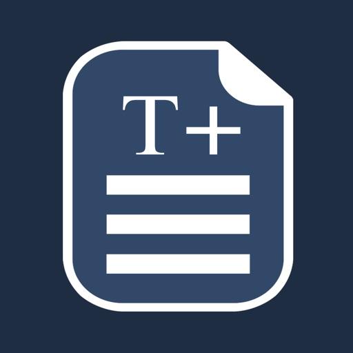 TextEdit+ for Mac & Windows