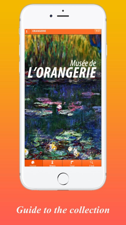 L' Orangerie Museum Full screenshot-0