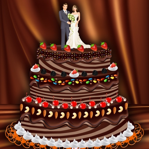 Chocolate Wedding Cake Maker Factory by Kamran haider