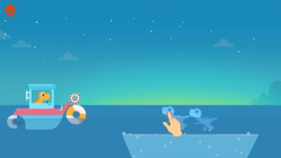 恐竜パトロールボート - 子供向けゲームのおすすめ画像7