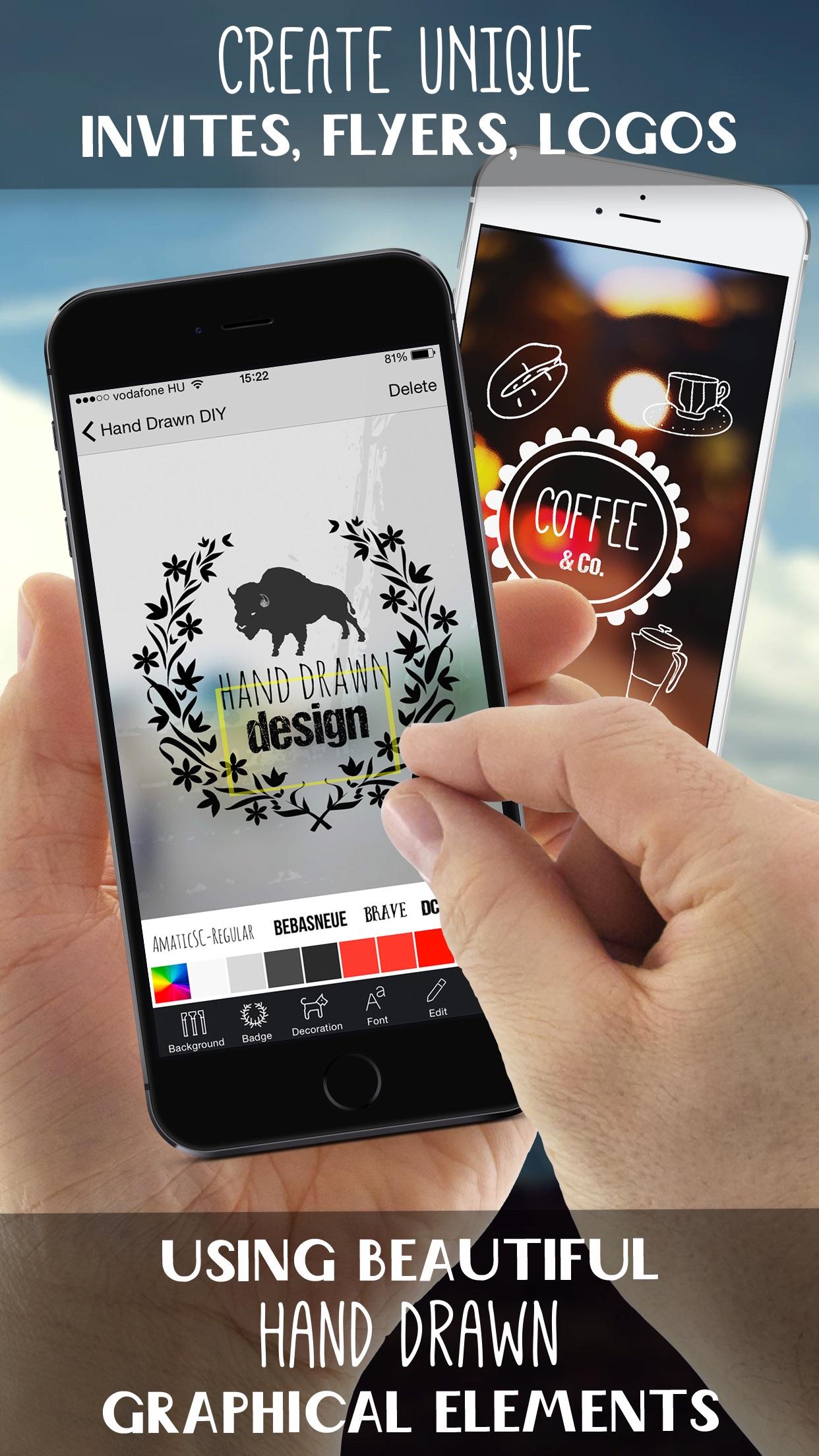 HD Logo Maker & Logo Design Screenshot