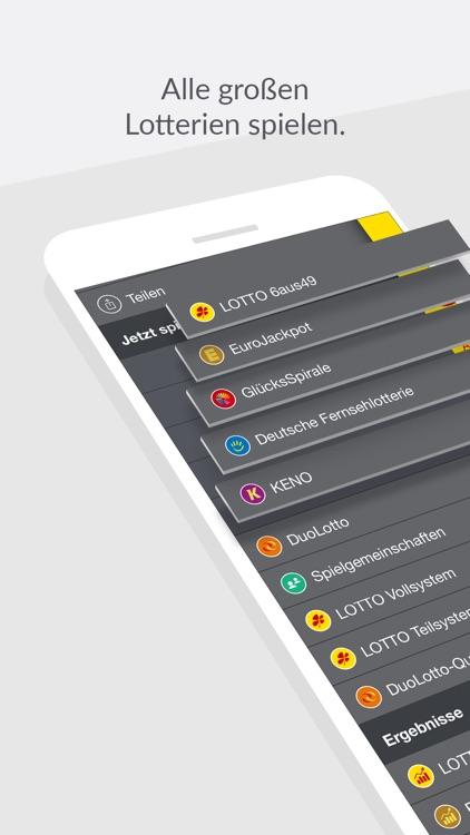 Lotto & EuroJackpot App