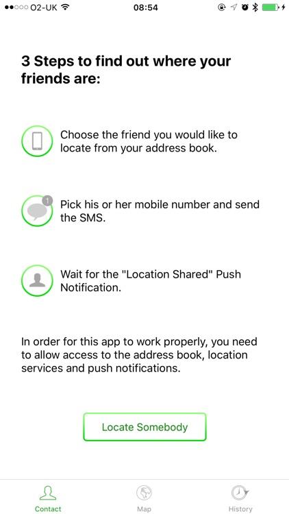 WhereAreYou App Locate friends