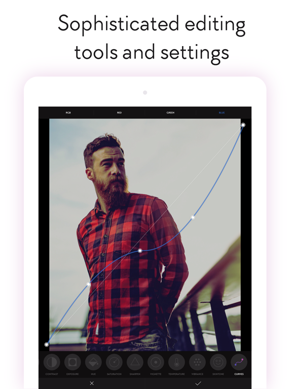 Filterloop Pro: Photo Editor Screenshots