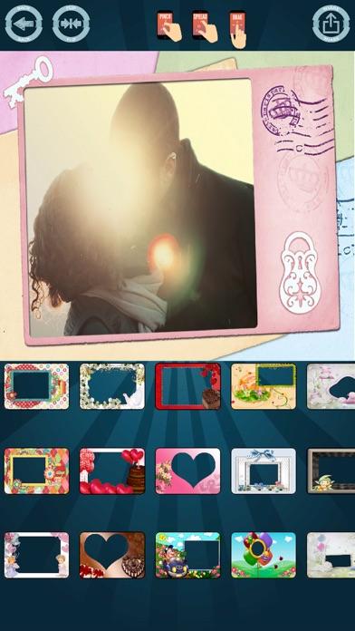 フレーム 編集 そして 作成する カード紹介画像6