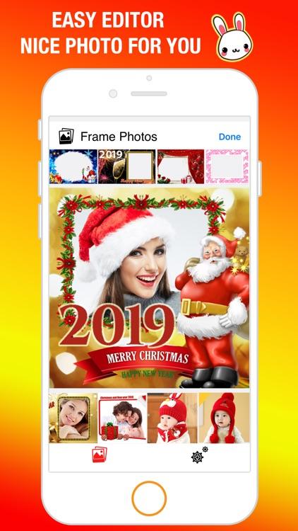 Frame Photo - New Year Photo