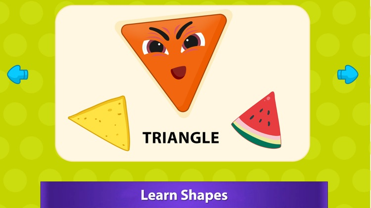 Shape Puzzle Educational Games