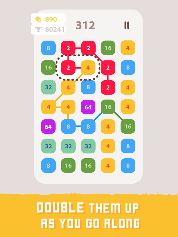 2248 Linked: Number Puzzle screenshot 9