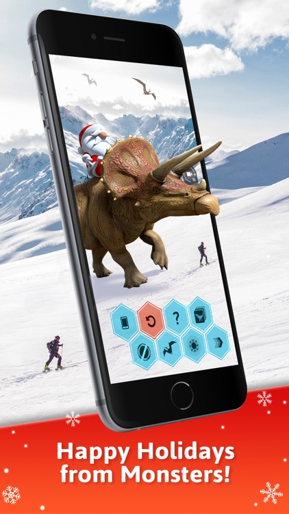 Monster Park - AR Dino World screenshot-0