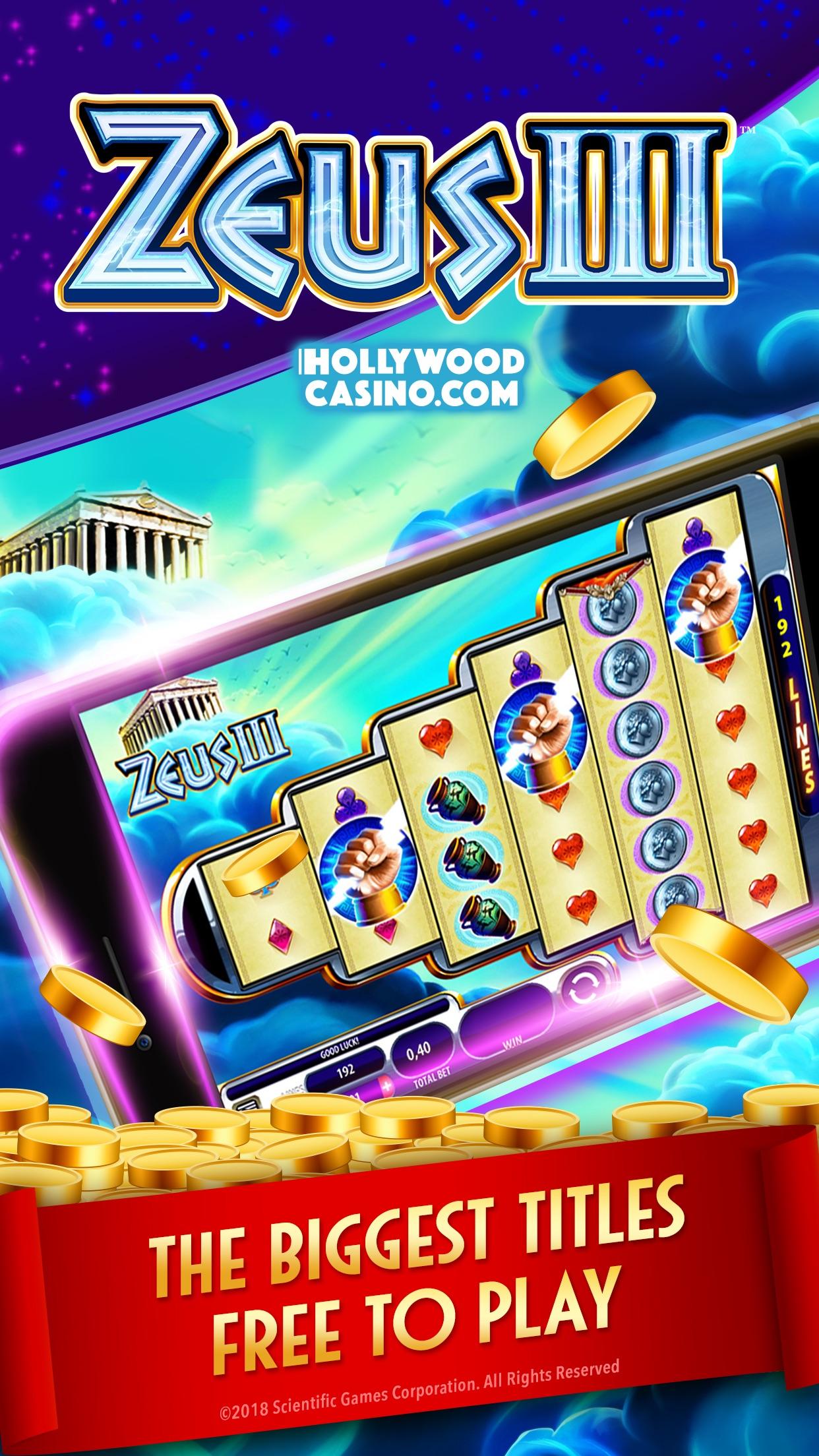 Hollywood Casino - Play Slots Screenshot