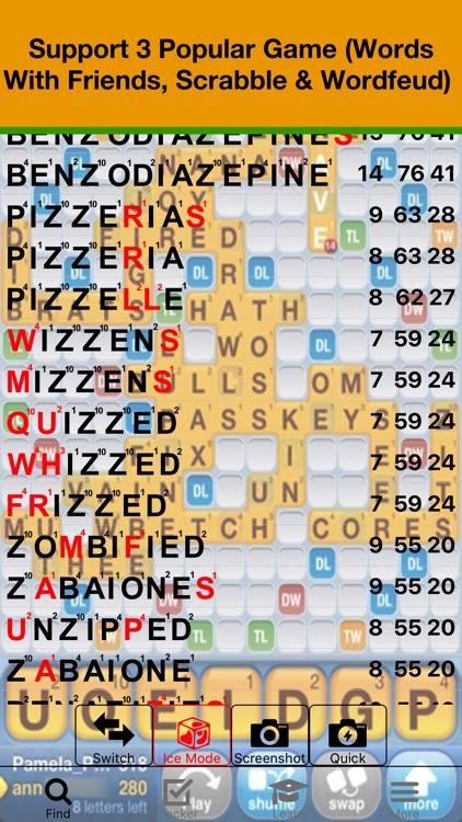 Word Game Cheat Solver Finder