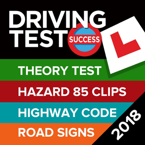 Driving Theory Test 2018 Kit app
