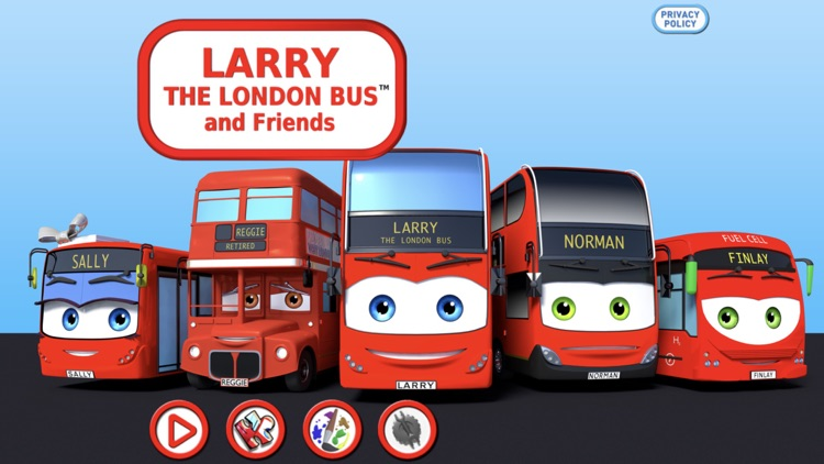 Meet Larry & His Friends
