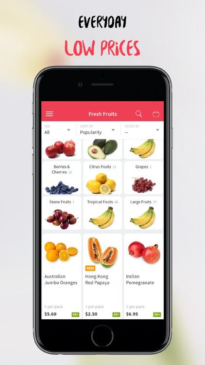 RedMart: #1 Supermarket Online screenshot-0