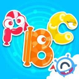 Candy ABC Alphabet