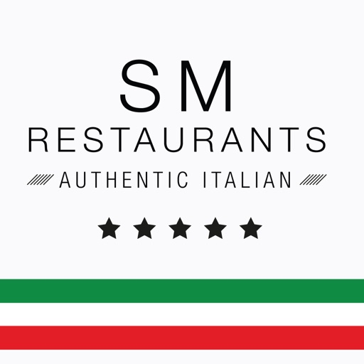 SM Restaurants application logo