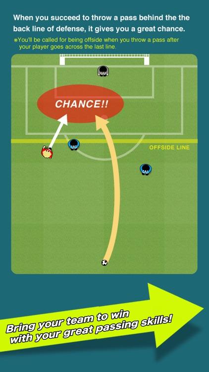Chance Maker - Football Game screenshot-3