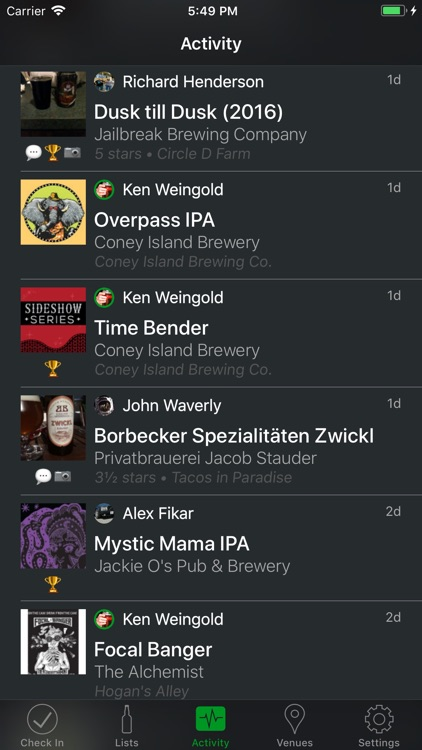 Tappd That for Untappd