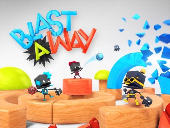Blast-A-Way на iPad